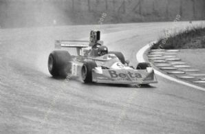 "March 751 Vittorio Brambilla Austrian GP 1975  10x7"" photo"